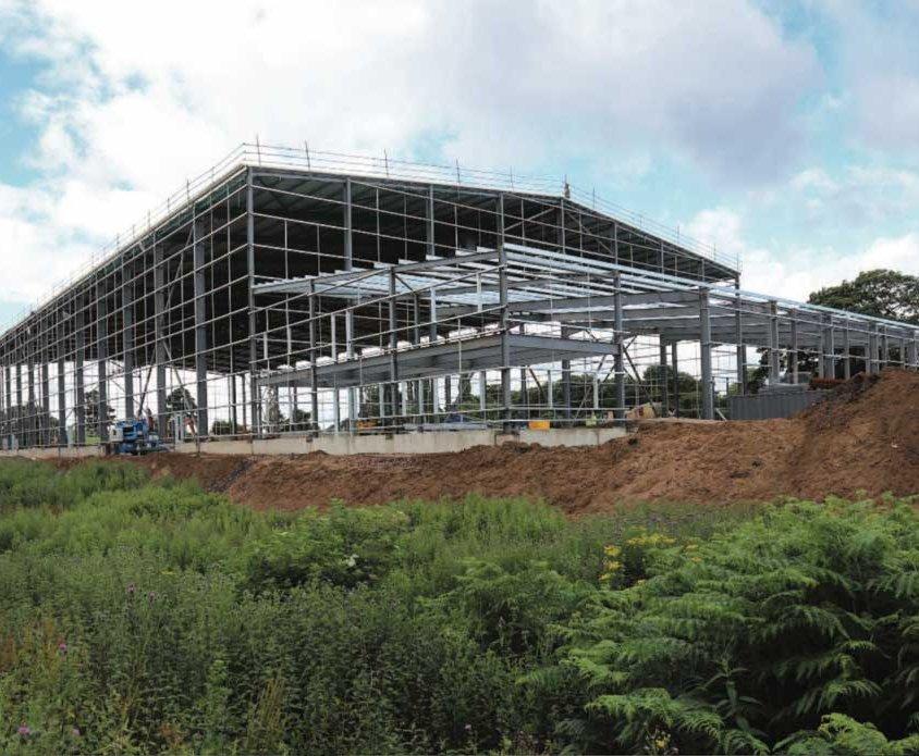Grocontinental – 600,000 Sq Ft Multipurpose Building